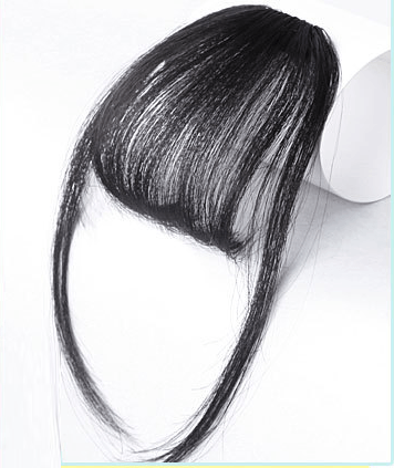 Clip Air Fringe With Sideburns Color #1b (#1b).