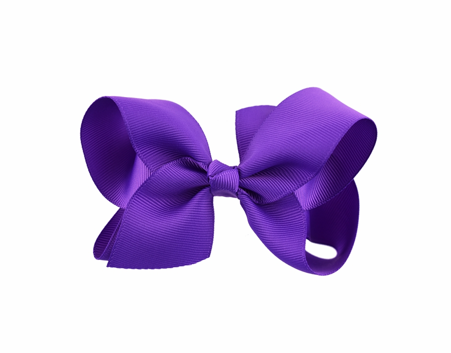 Grosgrain Ribbon Hair Bow Large.