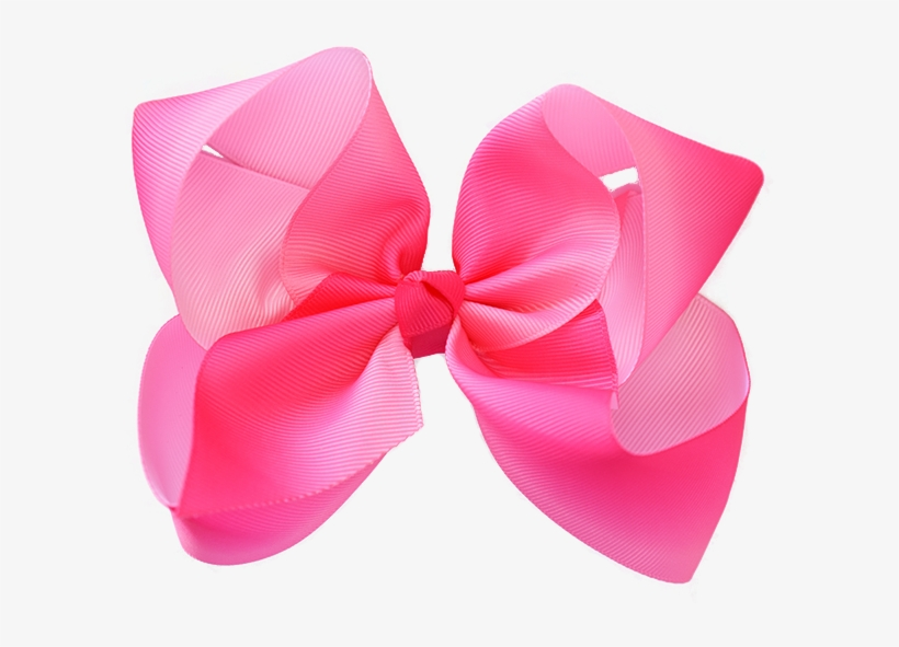 Ombre Grosgrain Hair Bow Xl.