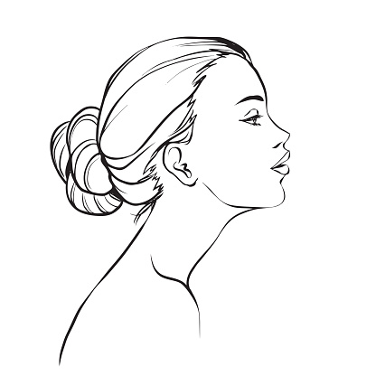 Free Hair Bun Cliparts, Download Free Clip Art, Free Clip Art on.