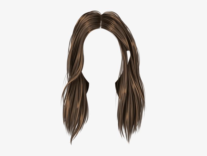 Messy Hair Png.