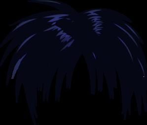 Anime Hair Clip Art at Clker.com.
