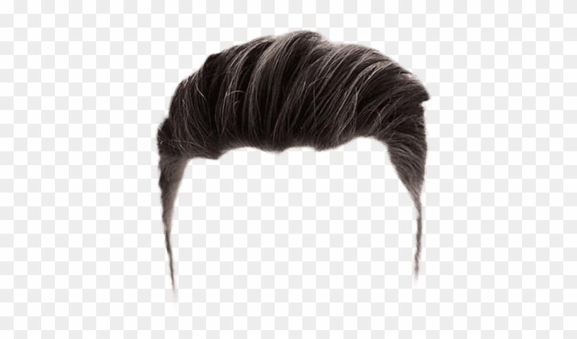 Men Hair Png Image Background.