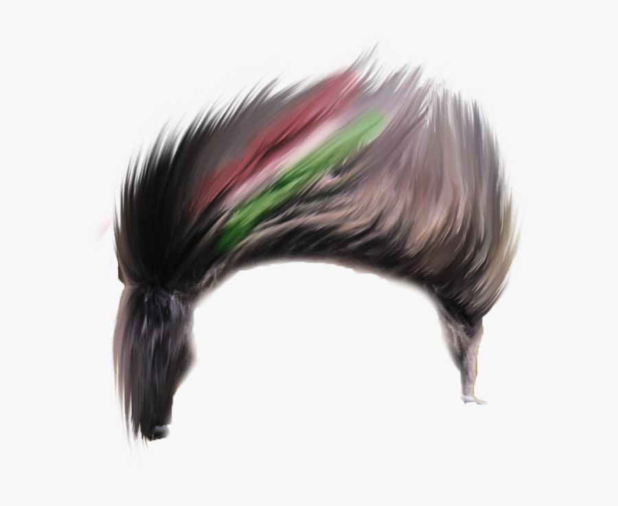 Spiky Hair Png No Color Png.