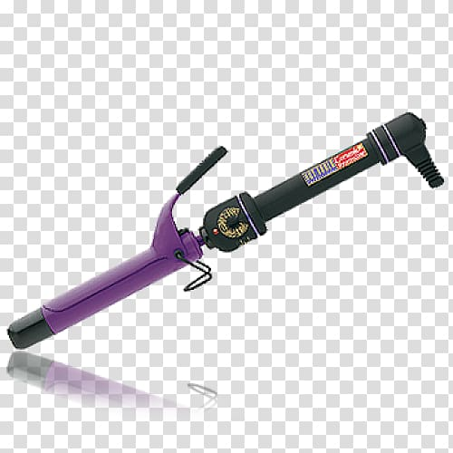 Hair iron Hot Tools 24K Gold Spring Curling Iron Hot Tools.
