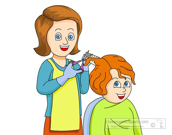 HAIRDRESSER pictures clip art.