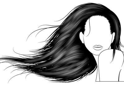 How to Vector Hair With Brushes in Adobe Illustrator.