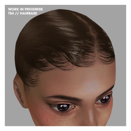 28+ albums of Imvu Hair Edges.