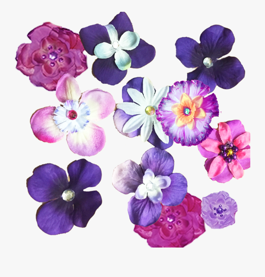 Flowers In Rapunzel\'s Hair , Free Transparent Clipart.