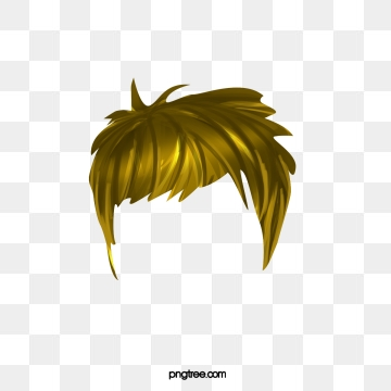 Hairstyle Men PNG Images.