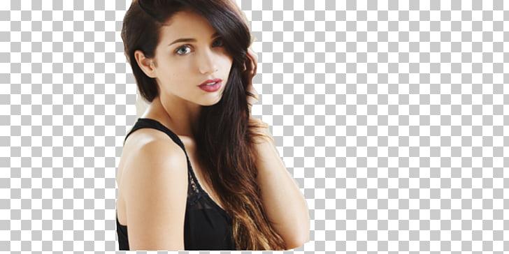 Emily Rudd Black hair Model Long hair, emily rudd PNG.