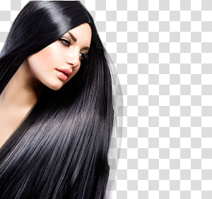 Hair Models transparent background PNG cliparts free download.