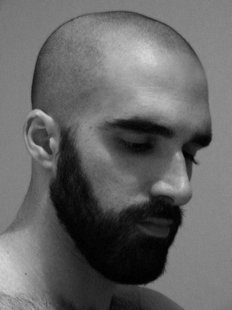 1000+ ideas about Bald Men With Beards on Pinterest.