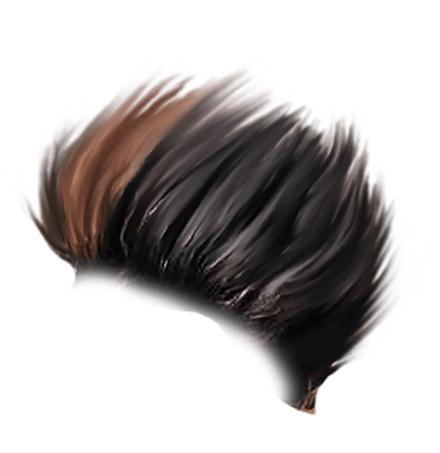 New CB Hair Png For Picsart and Photoshop Latest Collection 2019.