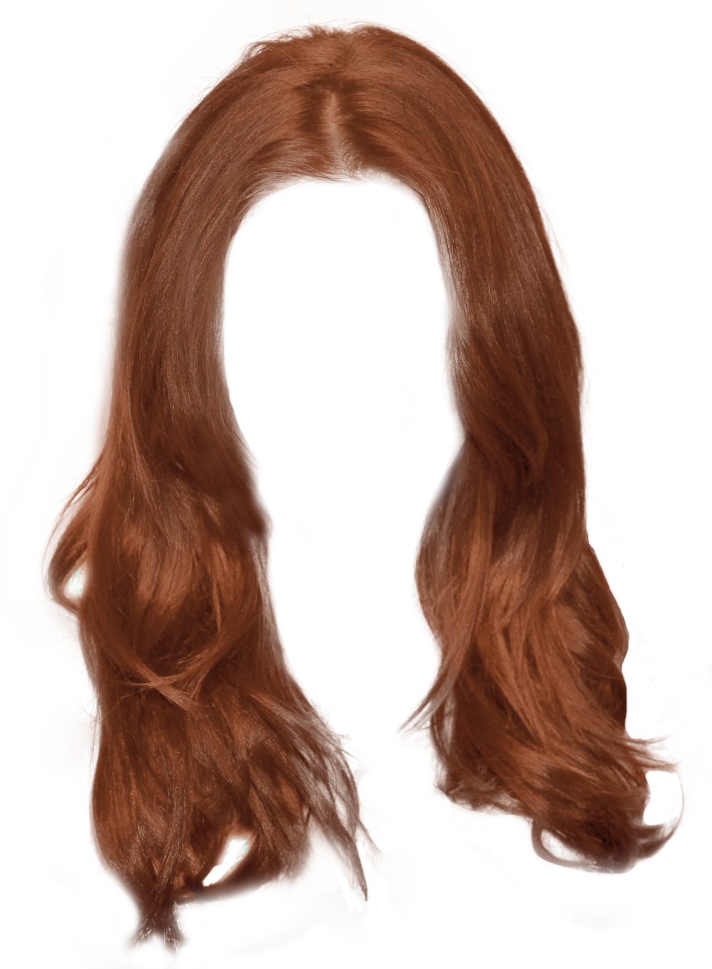 Hair Png No Color Clipart.