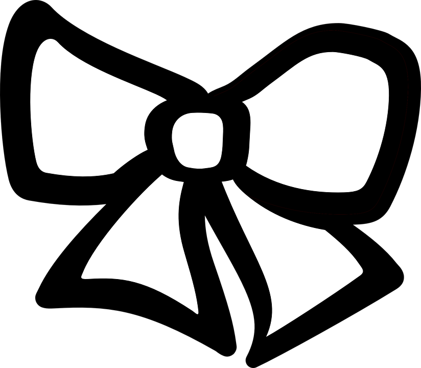 Free vector graphic: Ribbon, Bow, Decoration, Hair.