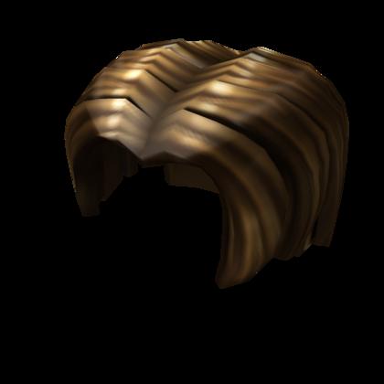 Stylish Brown Hair.