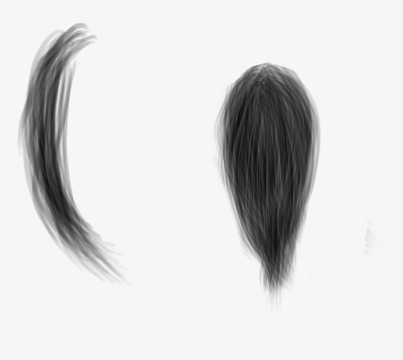 Hair Strands Png Royalty Free Library.