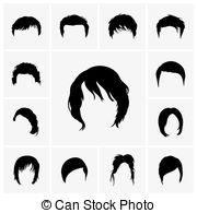 Hair style Illustrations and Clipart. 47,223 Hair style royalty.