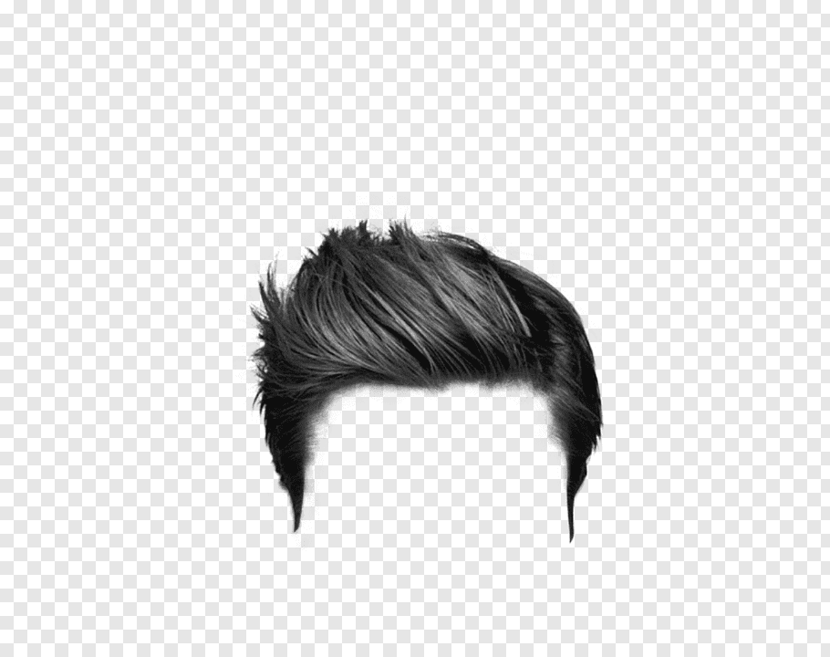 Men\'s grey hair, Hairstyle PicsArt Studio Editing, hair free.