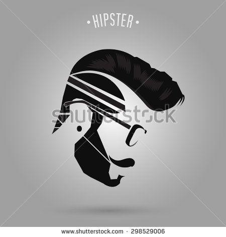 man hair style stock vectors amp vector clip art.