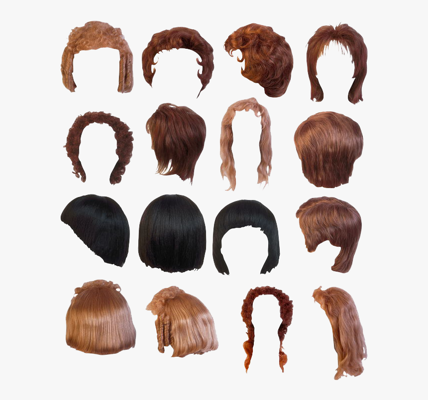 Hairstyles For Photoshop , Png Download.