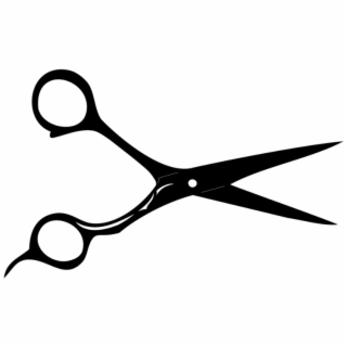 Hair Scissors PNG Images.