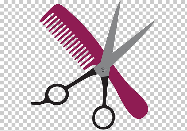 Hairstyle Hairdresser Hair Styling Tools , hairdresser, gray.