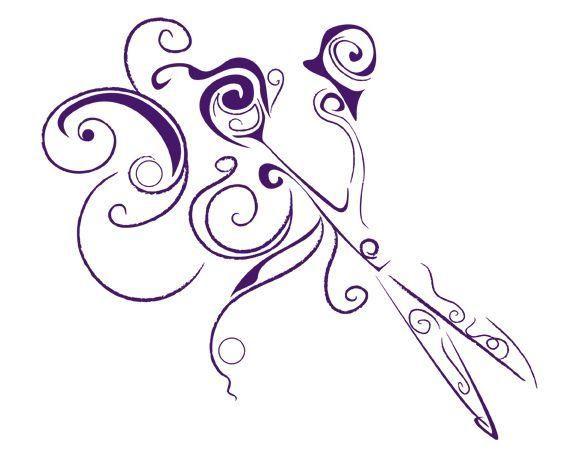 Hair Salon Logos and Clip Art.