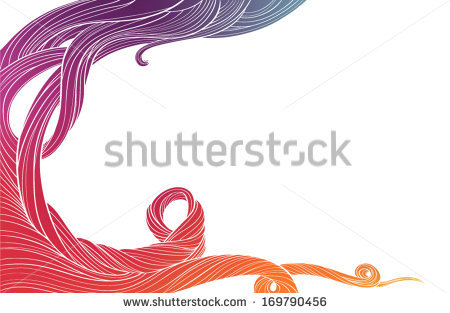 Hair Curl Stock Vectors, Images & Vector Art.