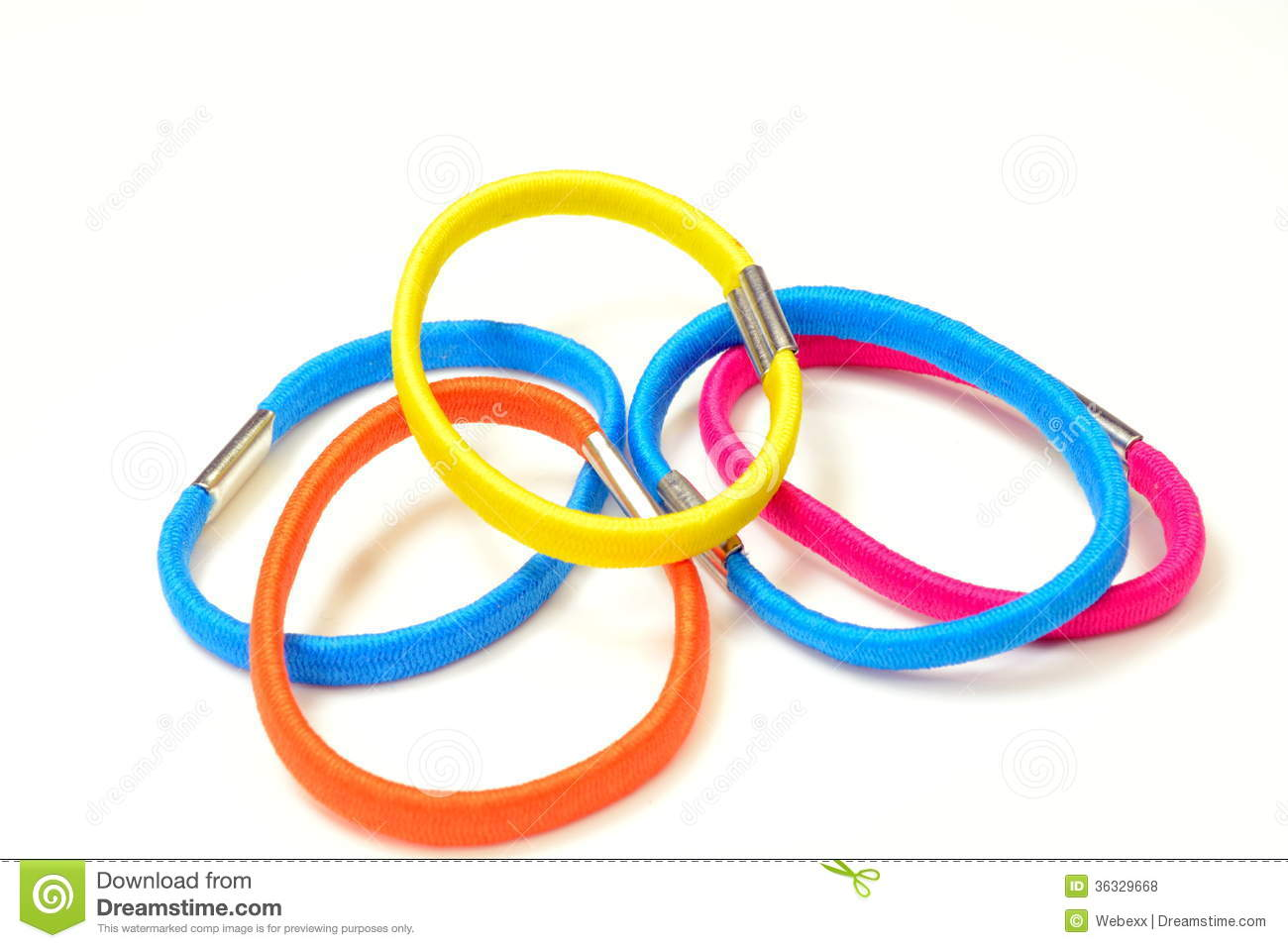 hair ties clipart clipground