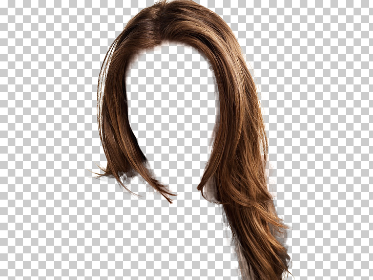 Hairstyle Hair coloring , Women Hair Transparent, blonde.