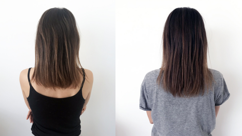 HAIR HACK: Grow Your Hair Faster In A Week.