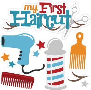 Haircut Clipart.