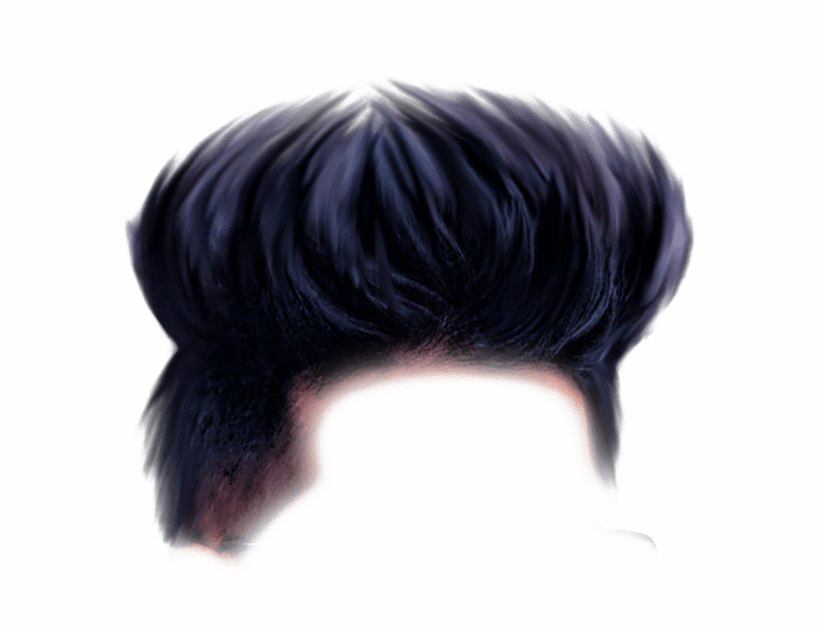 Boys Haircut PNG High Quality Image.