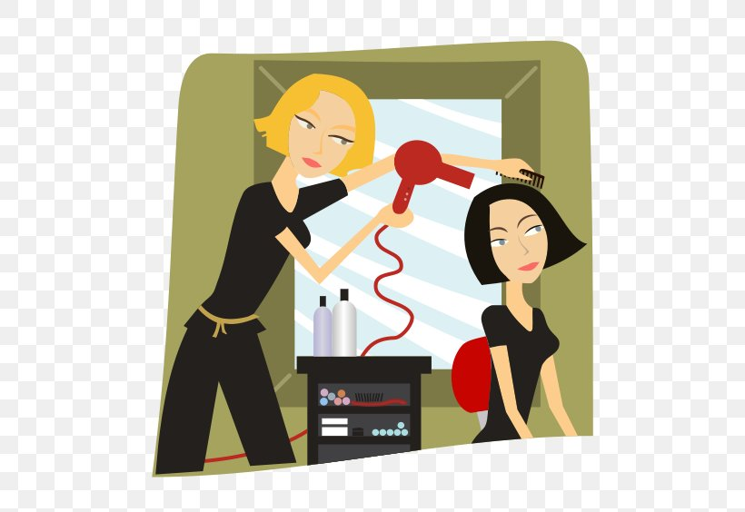 Hairdresser Beauty Parlour Hairstyle Clip Art, PNG.