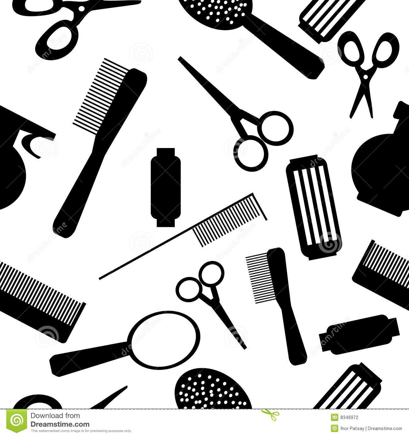 1193 Salon free clipart.