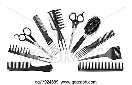 293 Hairdresser free clipart.