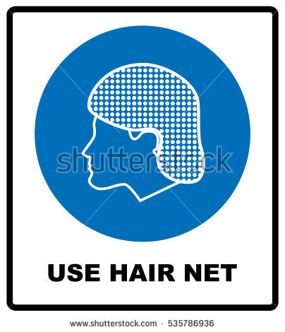 Hair Net Stock Photos, Royalty.