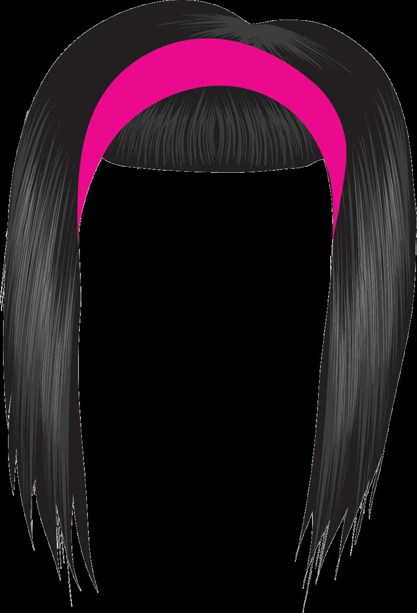 Hair Clipart.