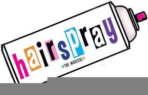 Clipart Hairspray.