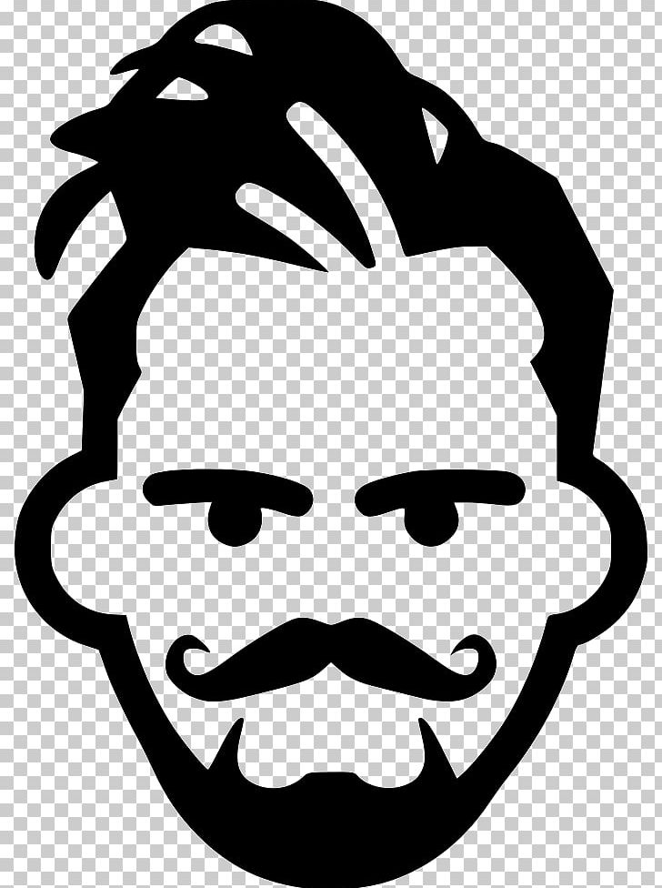 Moustache Computer Icons Hairstyle Hair Loss Male PNG.