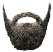 Beard Clipart Hairstyle Transparent Male.