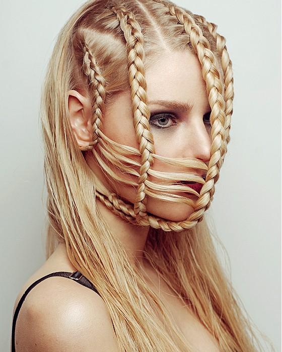 Avant Garde Hairstyles.