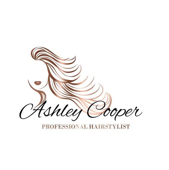 Hair Salon Logo, Hairstylist Logo, Hairdresser Logo, Hair.