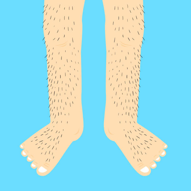 Best Hairy Legs Female Illustrations, Royalty.