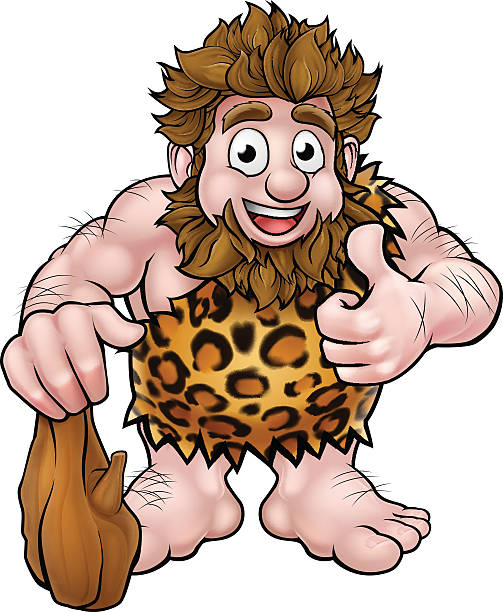 Best Hairy Man Illustrations, Royalty.