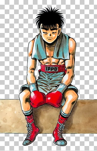 24 hajime No Ippo PNG cliparts for free download.