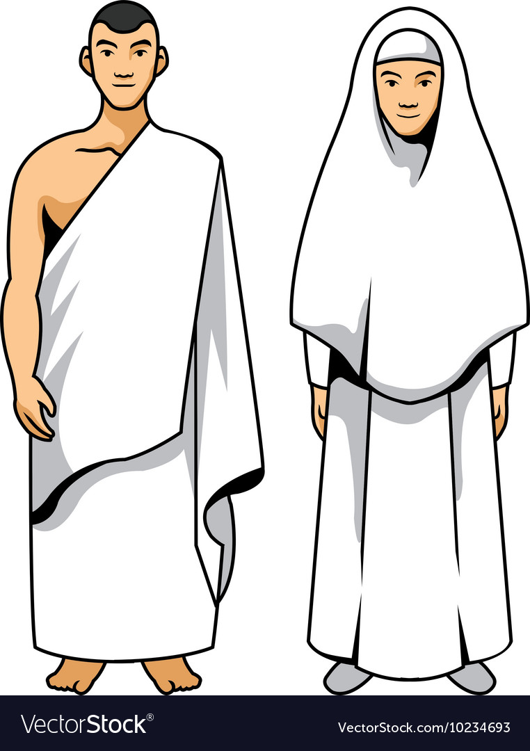 Hajj Couple.