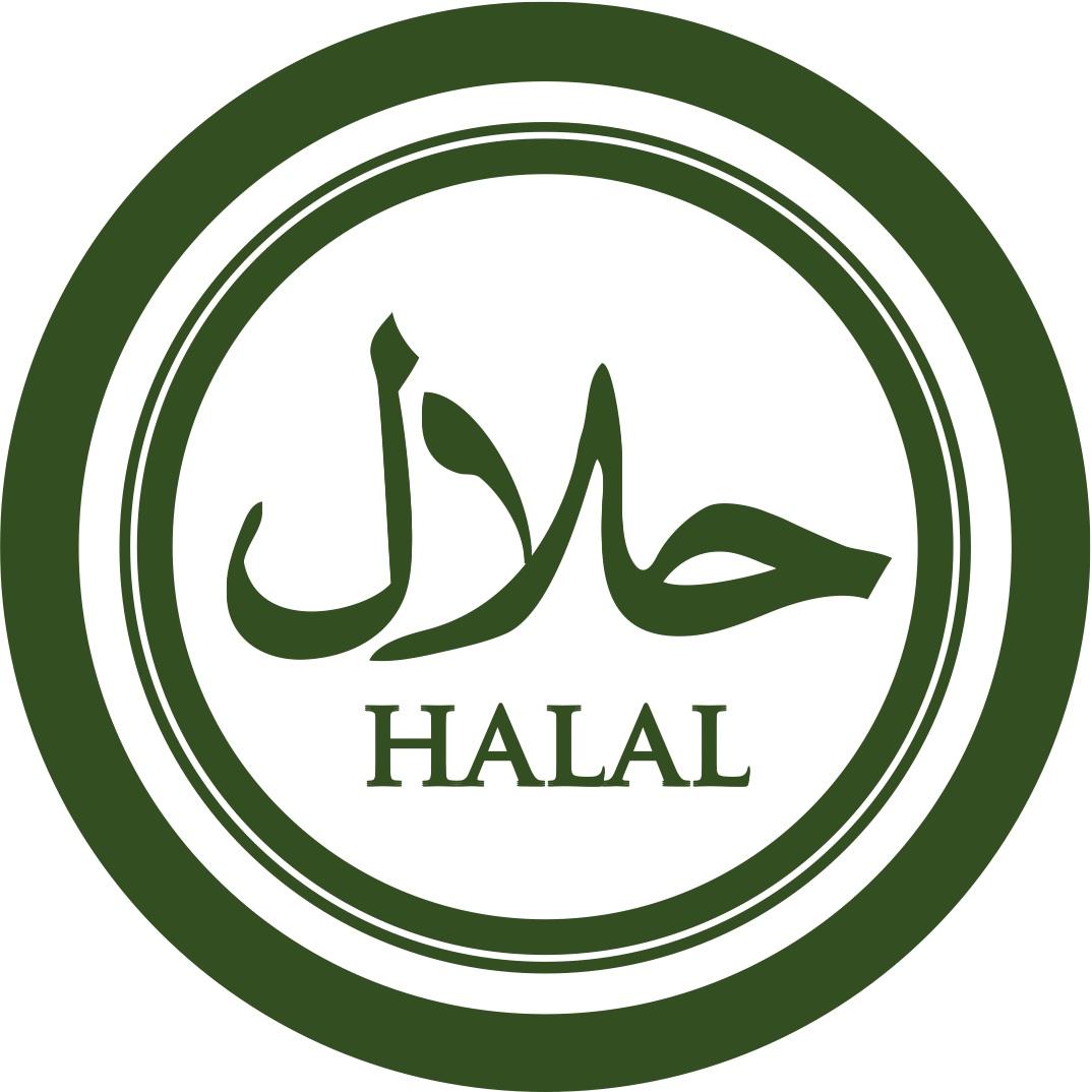 Non halal Logos.